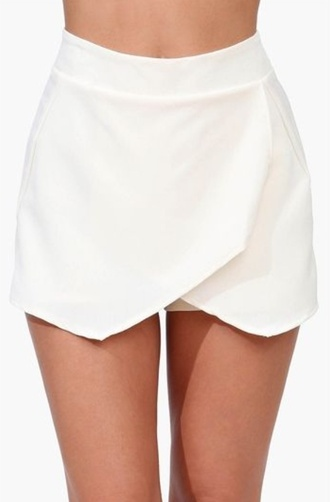 white tumblr preppy pretty pinterest skorts