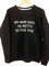 Mature content my mom says i'm pretty so f*** you sweatshirt f*** you sweater black oversized jumper