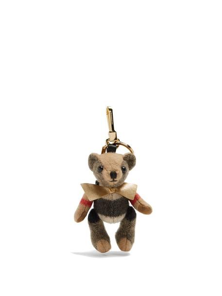 Burberry bear ring tan jewels