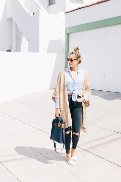 devon rachel blogger shirt shoes bag sunglasses skirt