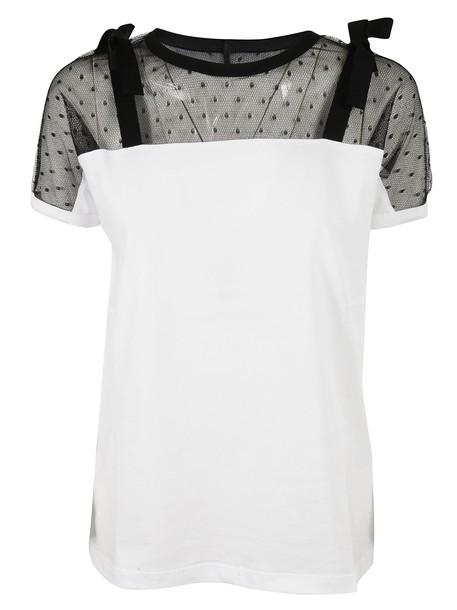 RED VALENTINO blouse white top