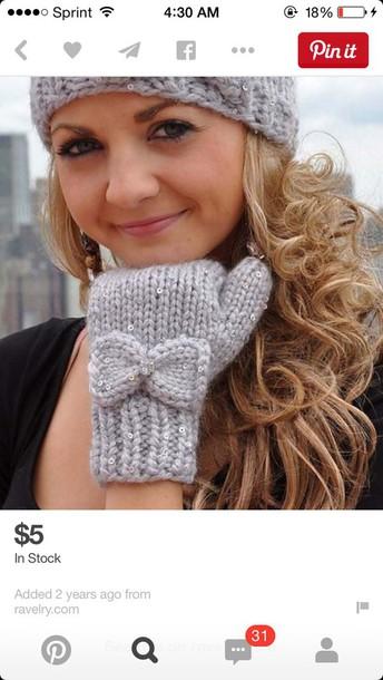 gloves mitten