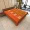 Shop online fair trade kantha throw on sale vintage sari kantha blanket