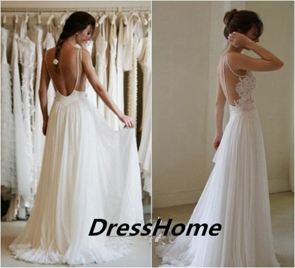 dress backless lace wedding dress long wedding dresses for women lace bridal dress cheap bridal dresses