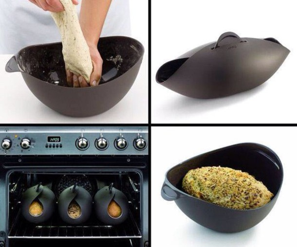 home accessory kitchen food bread maker lekue