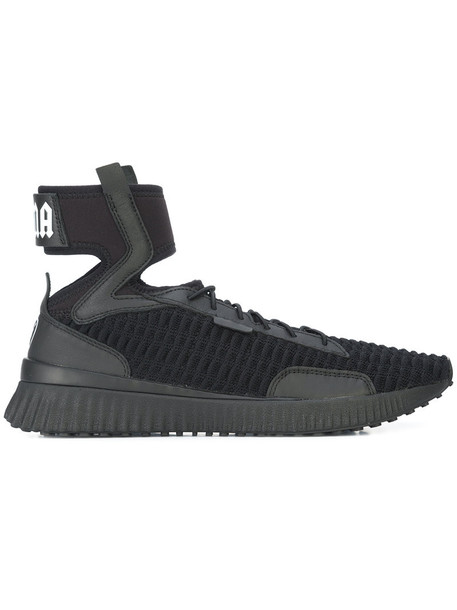 Fenty x Puma women sneakers black shoes