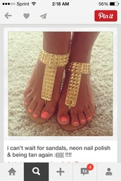 shoes,gold,studded shoes,cute sandals,metallic