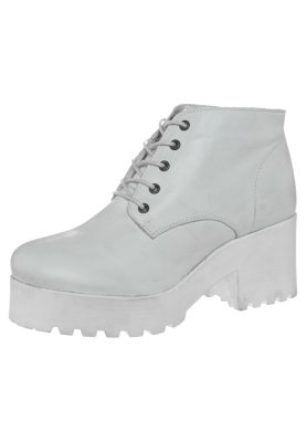 Zign Lace-up boots - white - Zalando.co.uk