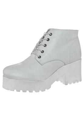 Zign Lace-up boots - white - Zalando.co.uk