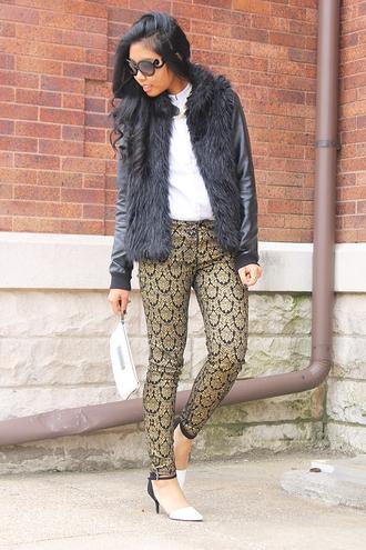 t-shirt shoes bag pants jacket fashion of a novice