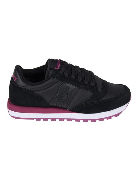 Saucony Jazz Original Sneakers in black / pink