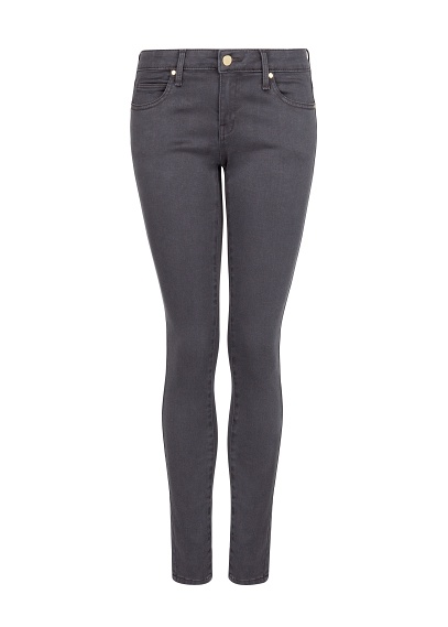 MANGO - NEW - SUPER SLIM-FIT GREY JEANS