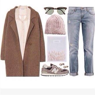 jacket veste marron