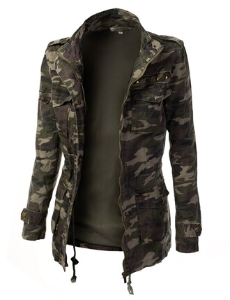 jacket camo military style green jacket brown green brown jacket camouflage army green jacket camo jacket camouflage military