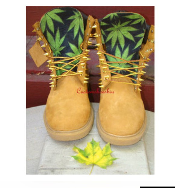 Customize Timberland Boots March 2017