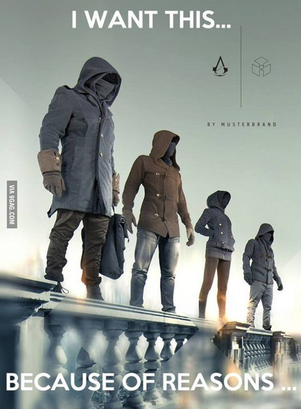 vest assassin's creed assassin's creed costumes coat gloves menswear jacket navi blue cardigan