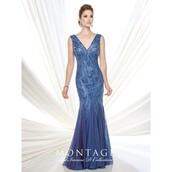 dress,elegant,dresses evening,a line prom gowns,periwinkle