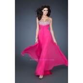dress,chiffon,prom dress