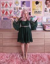 scathingly brilliant,blogger,dress,belt,shoes