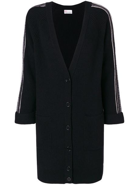 cardigan long cardigan cardigan long women black wool sweater