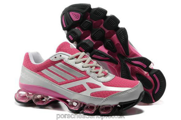 shoes trainers adidas titan bounce trainers shoes pink uk adidas