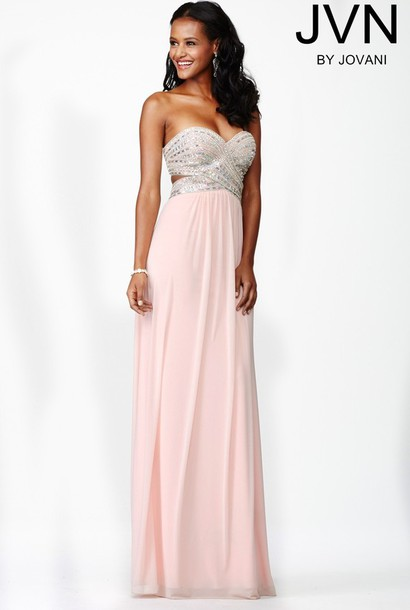 Dress Black Dress Strapless Prom Dress Colorful High Low