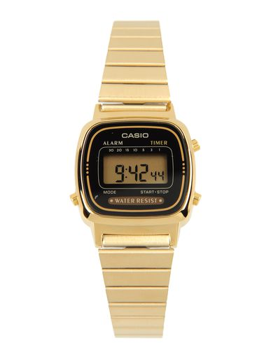 Casio Women - Watches - Wrist watch Casio on YOOX