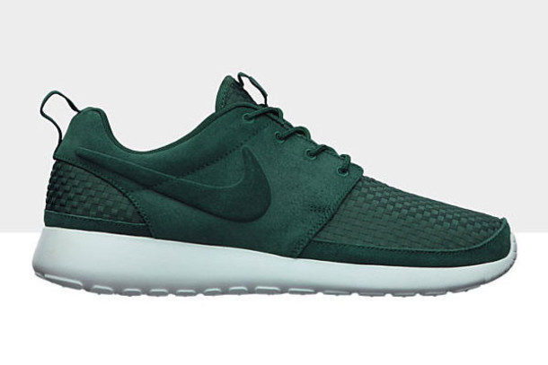 Teal Green Nike Shoes