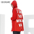 URSMART hooded men's windbreaker long red dust coat in young male character of autumn new fund trench coat-in Trench from Men's Clothing & Accessories on Aliexpress.com | Alibaba Group