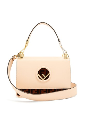 bag shoulder bag leather velvet light pink light pink