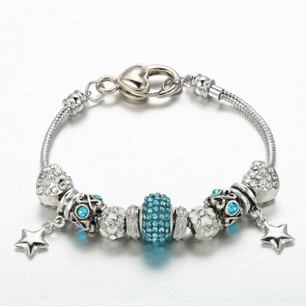 aliexpress com buy 2014 fashion cz stone charm bracelets