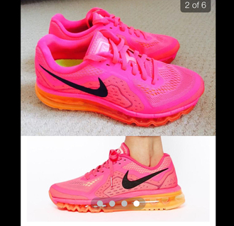 pink nike airmax neon pink neon pink shoes neon pink trainers neon pink nikes nikes airmax really pink bright pink nikes bright pink pink and orange pink and orange shoes pink and orange trainers pink and orange nike sports shoes pink gym shoes neon pink gymshoes pink nike running shoes