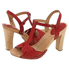 Frye Dolly Woven T Poppy - Zappos.com Free Shipping BOTH Ways