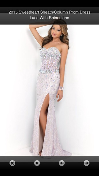 dress sequenced dress prom