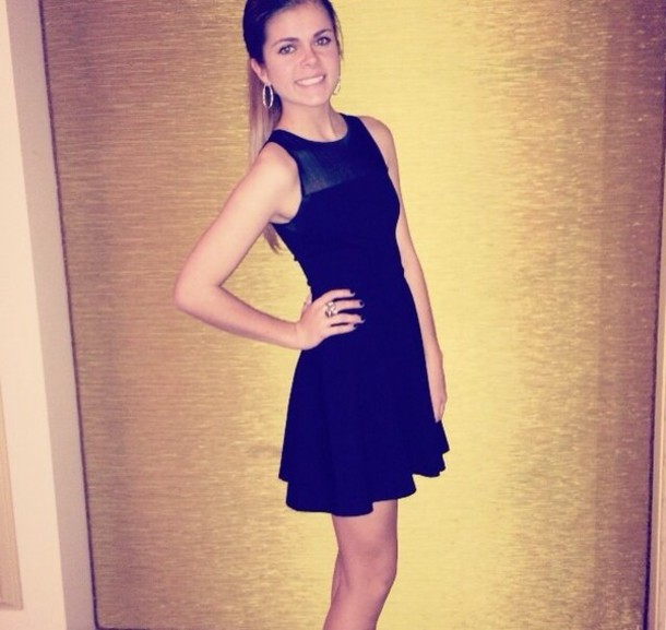 dress little black dress black short party dresses party sheer