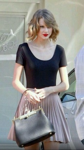 skirt,beige,taylor swift