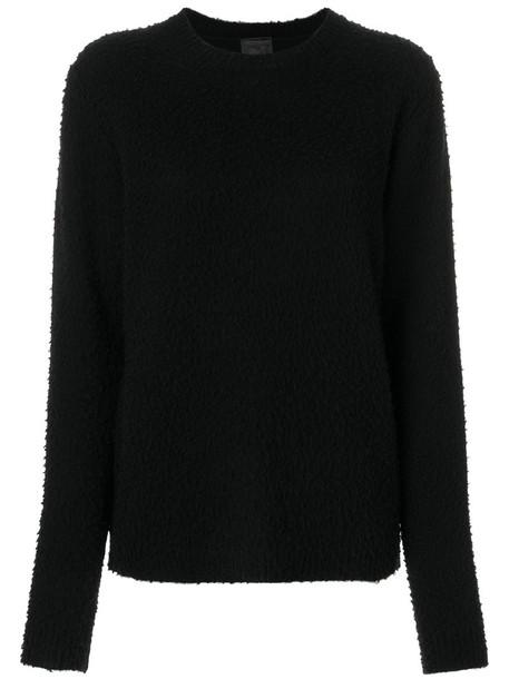 DONDUP jumper women black sweater