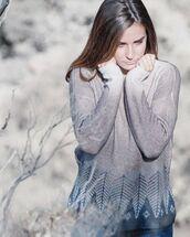 sweater,fair isle,fairisle,fairisle sweater,blue jacquard