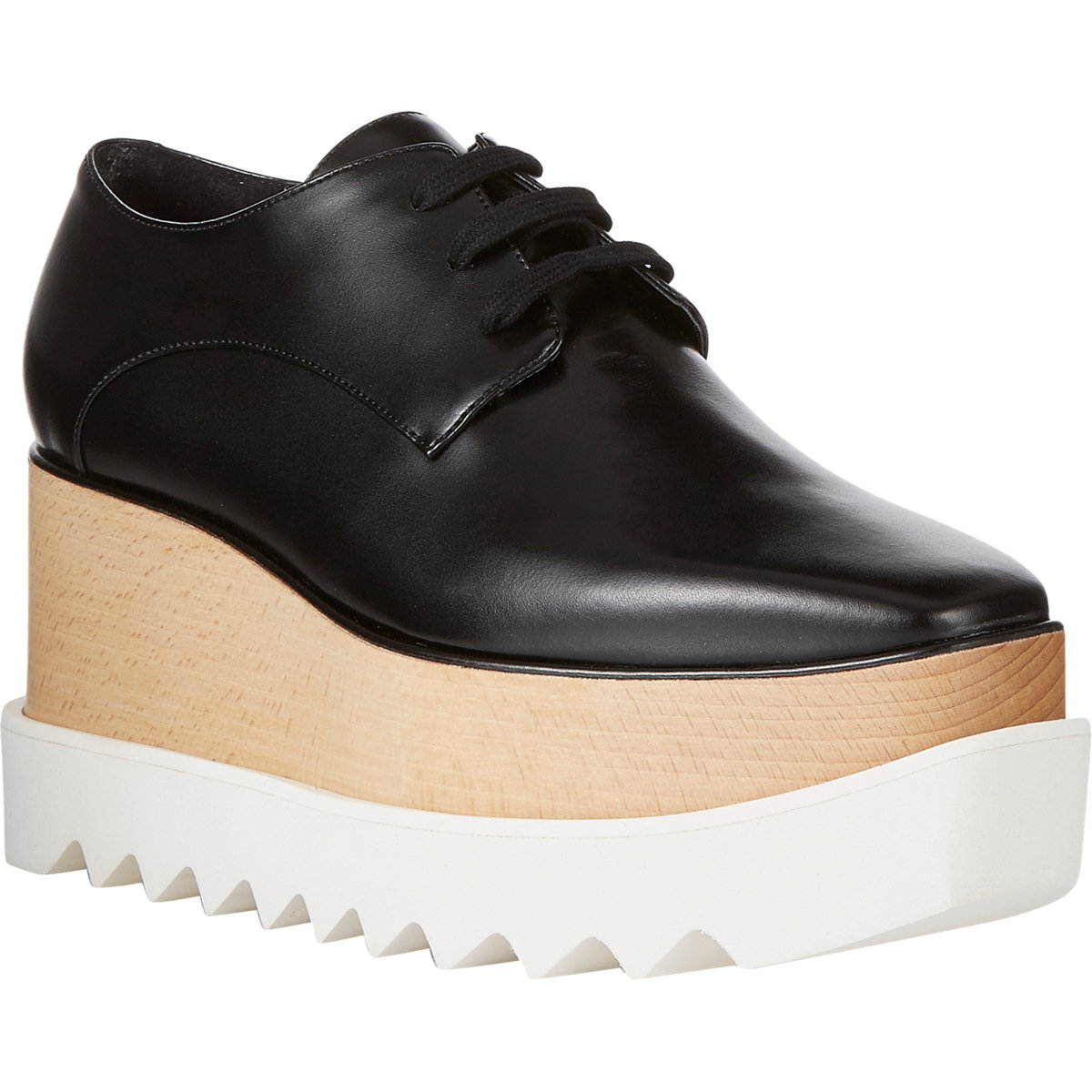 Stella McCartney Britt Platform Oxfords at Barneys.com
