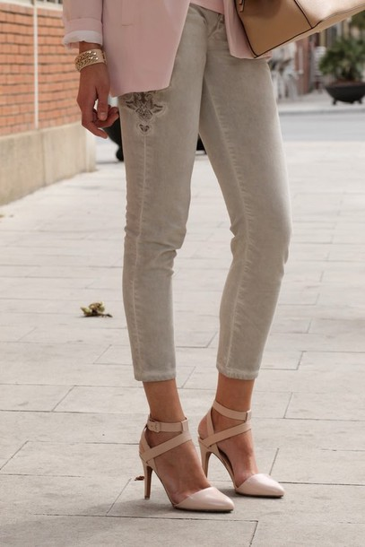 tu nuevo look jacket shirt pants bag jewels shoes