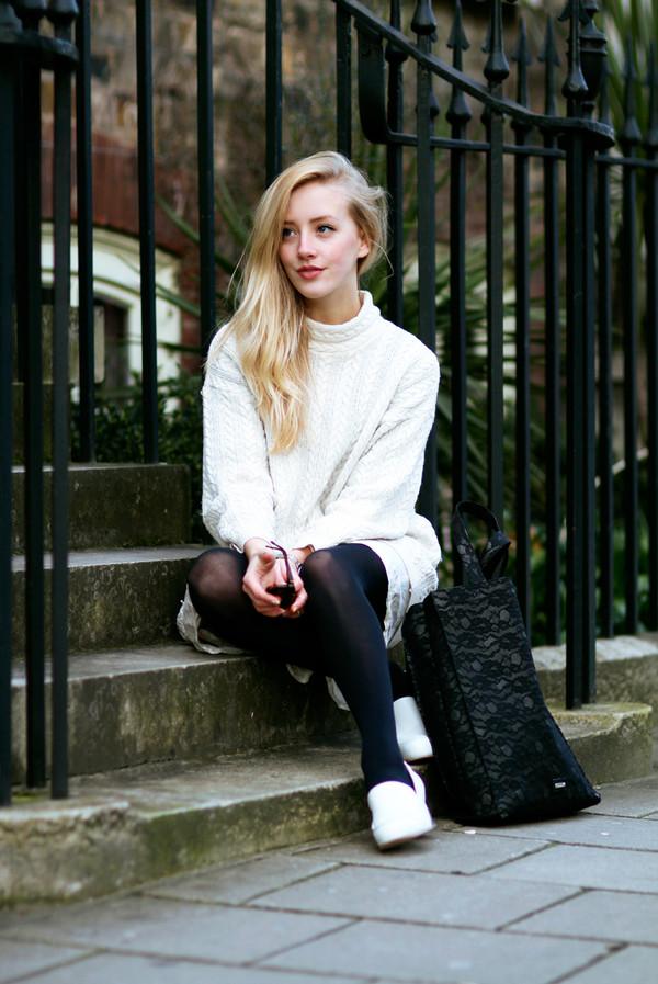 framboise fashion sweater shorts shoes bag jewels
