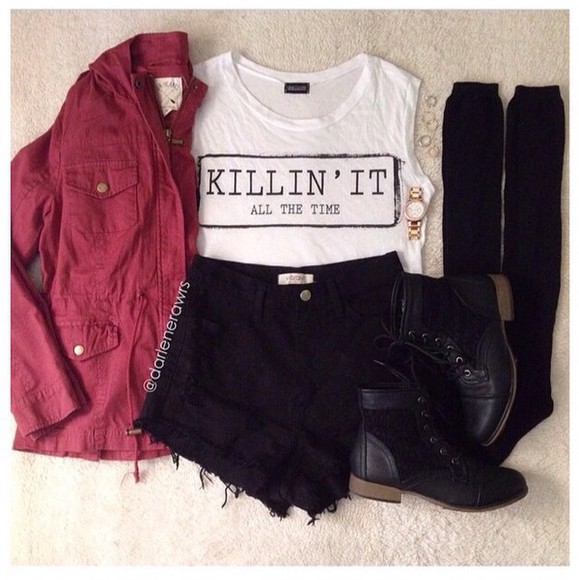 outfit fashion jacket fall outfits fall fall fashion killin' it