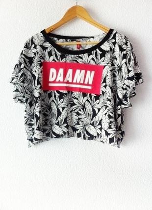 Bluzka h&m daamn NOWA!