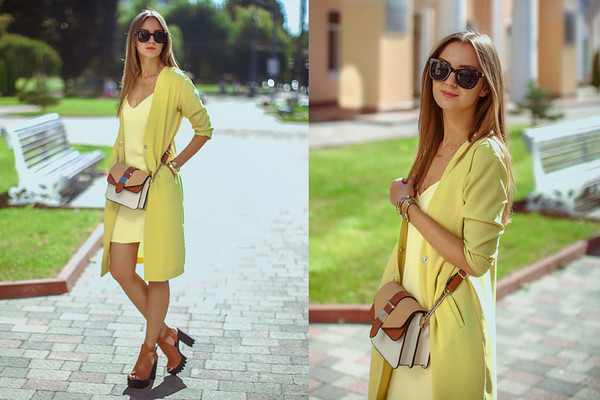 fashion agony blogger bag sunglasses jewels coat shoes tank top dress