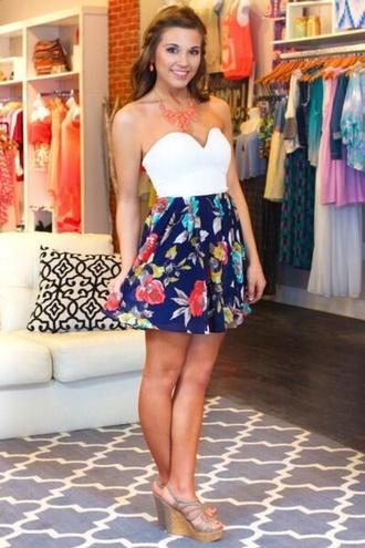 clothes floral floral dress dress