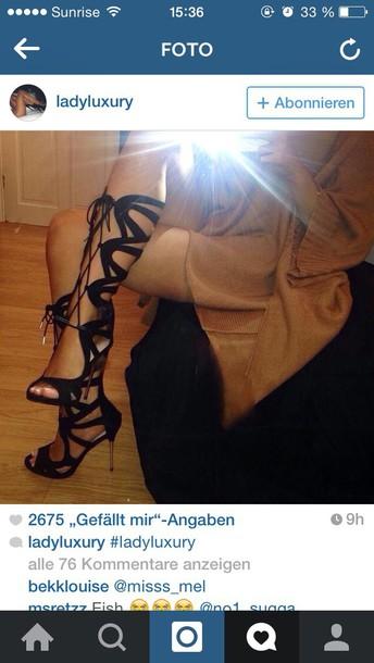 shoes higheels heels high-heels black heels