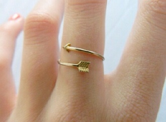 jewels ring arrow