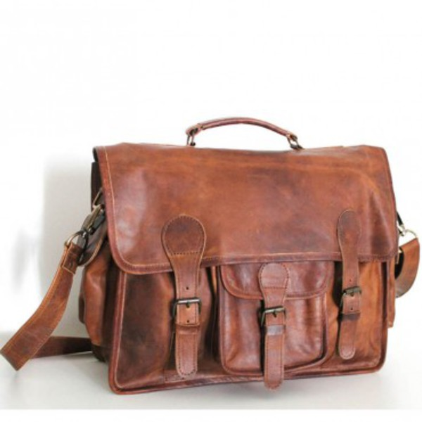 bag vintage satchel bag handbag