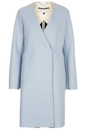 Premium Boyfriend Coat - Jackets & Coats  - Clothing  - Topshop Europe