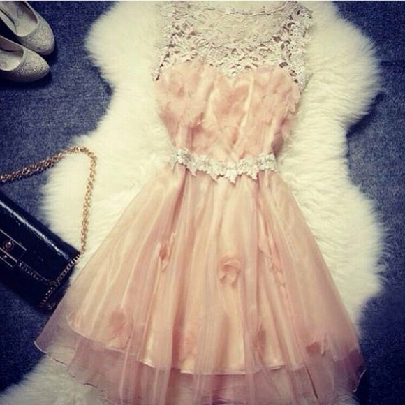 dress pink flowers pink flowers pink dress lace lace dress